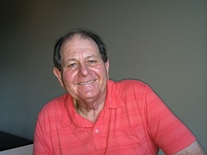 NSAA President Winston Marsh.